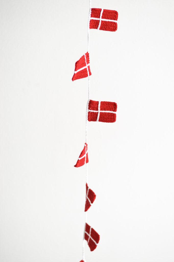 billeder af det dansk flag