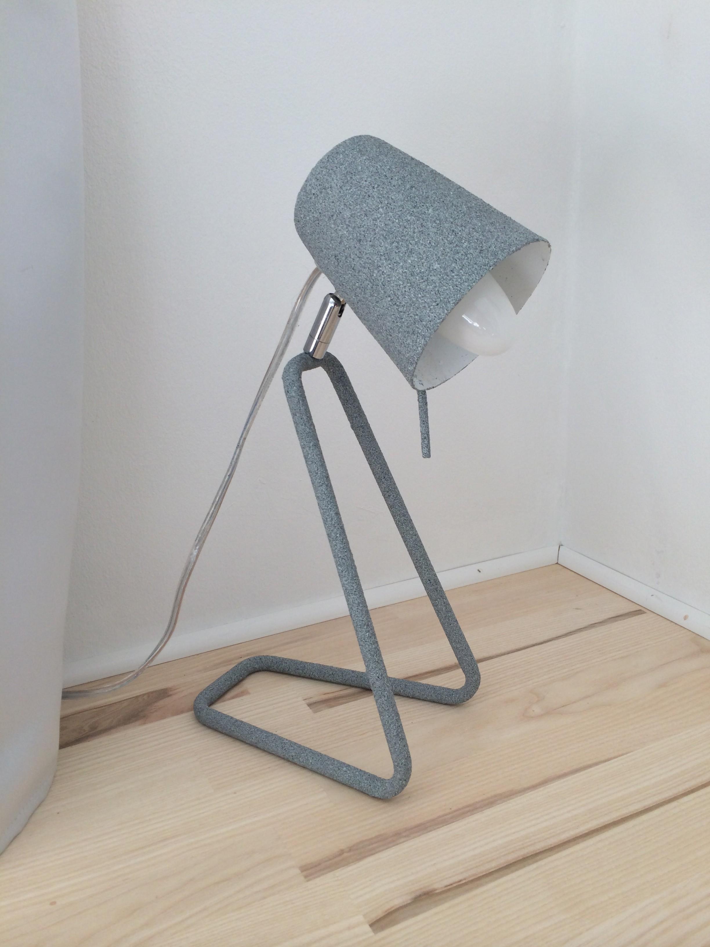 Granit-lampen